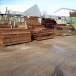 sawmill yard
