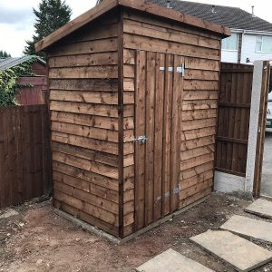 space saver shed