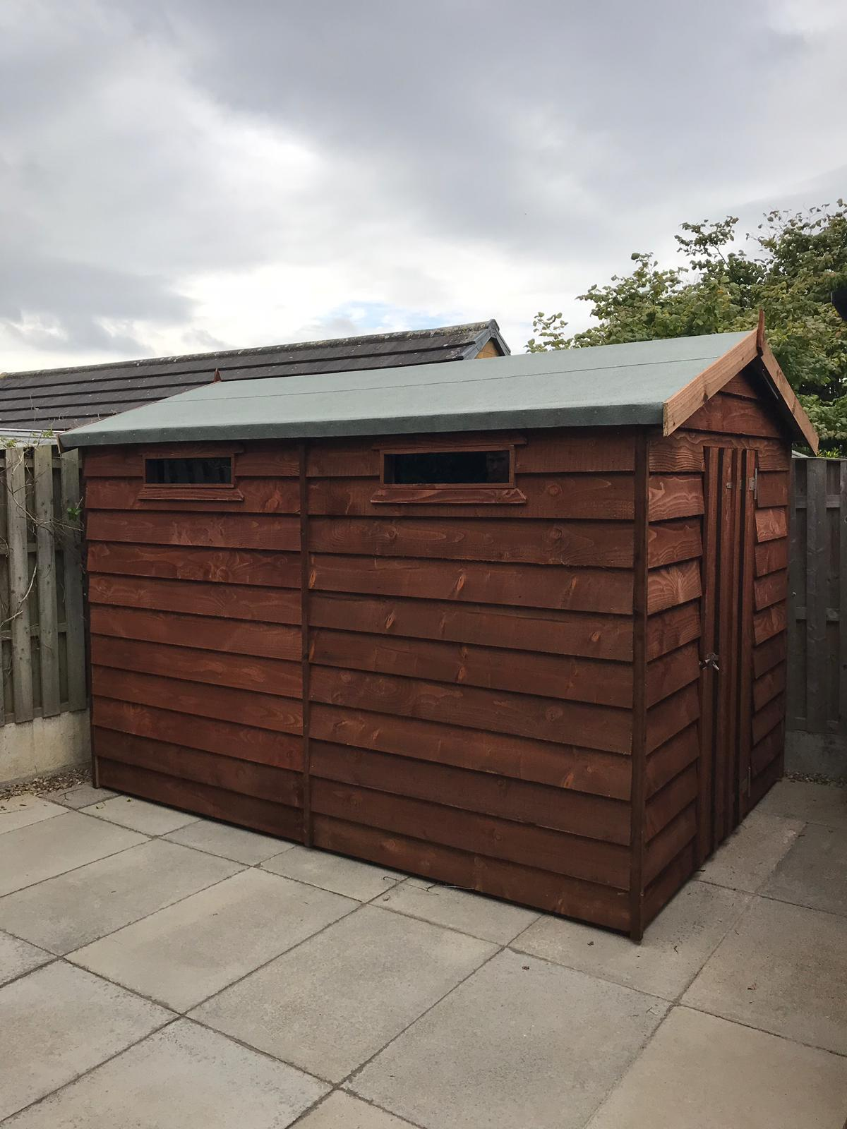 Heavy Duty Supershed
