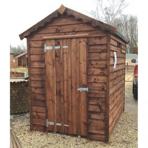 Heavy Duty Shed