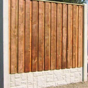 Sawn Timber Fence Panels