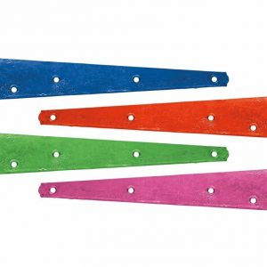 coloured hinges