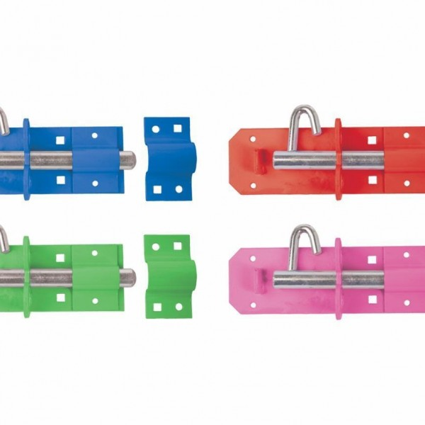 coloured padbolts