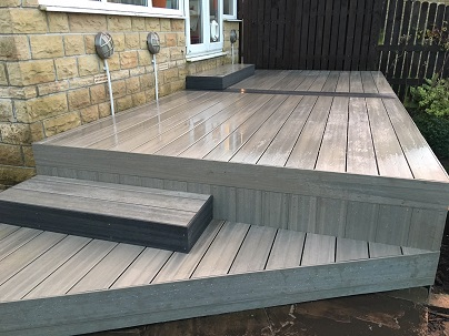 Composite Decking The Sawmill
