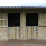 custom stable