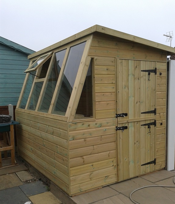 Potting Shed | The Sawmill