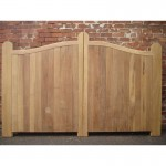 Joinery Made Gates from £9.00 per sq. ft.