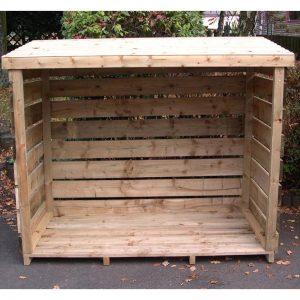Log store (price on asking)
