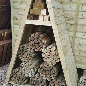 log store pinnacle 10