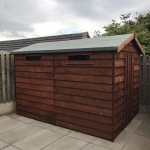 overlap shed