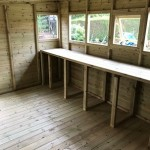 shed and workbench 2