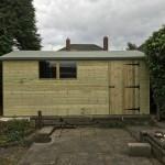 shiplap shed