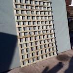 trellis square